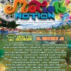 Motion Notion 2015 Line up Poster